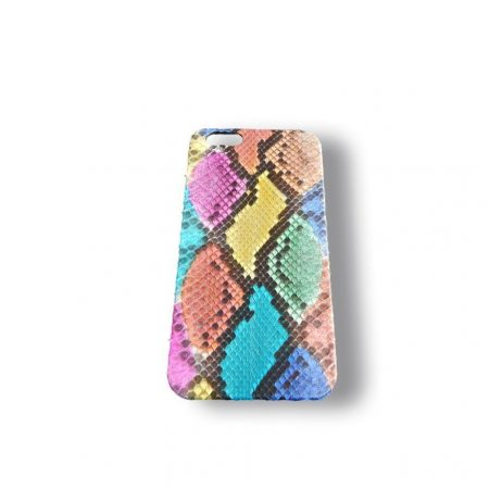 FUNDA IPHONE 6 Y 6S MULTICOLOR TURQUESA