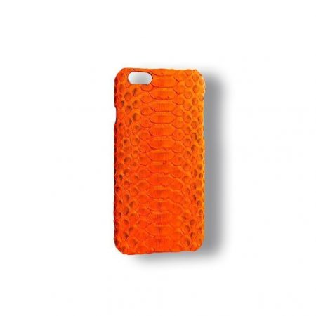 FUNDA IPHONE 6 Y 6S NARANJA