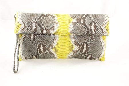MAXISOBRE multicolor gris-amarillo